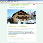 Haus Binder Bad Gastein