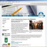'Große schützen Kleine' website