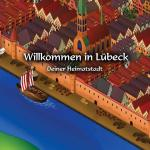 The city of Lübeck in the game